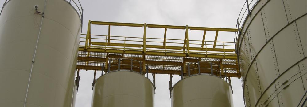 Steel Storage Tanks (bolted – GLS) | Tefco